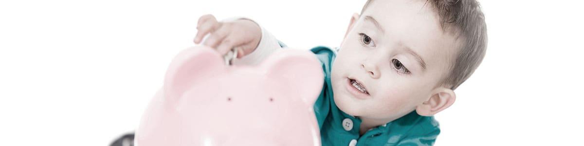 Libretas de Ahorros Infantil